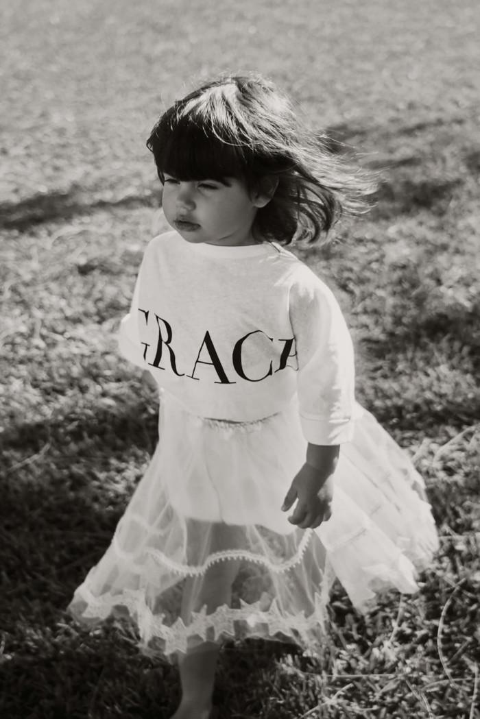 Grace Mini Pirouette Skirt