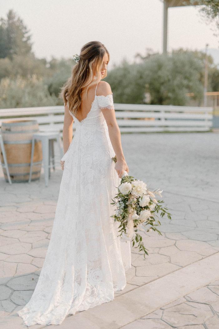 Carissa in Bonita Gown