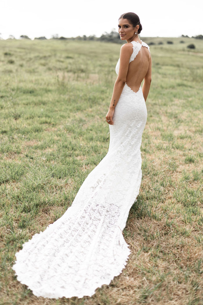 GRACEBride in Alexandra Gown
