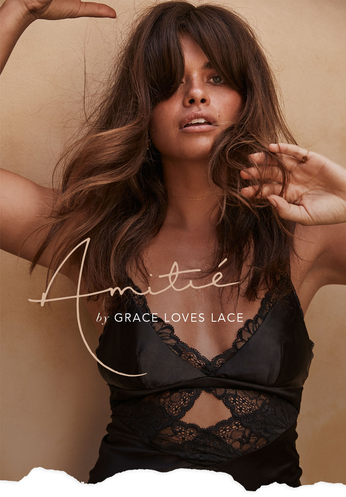 Amitié by Grace Loves Lace